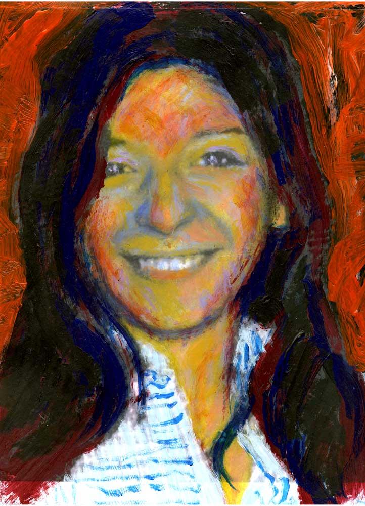 Adriana Elsa Tasada de Megna