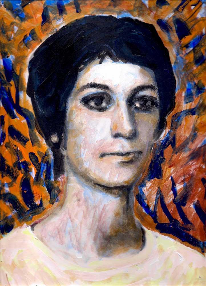 Silvia Peralta de Ferreyra