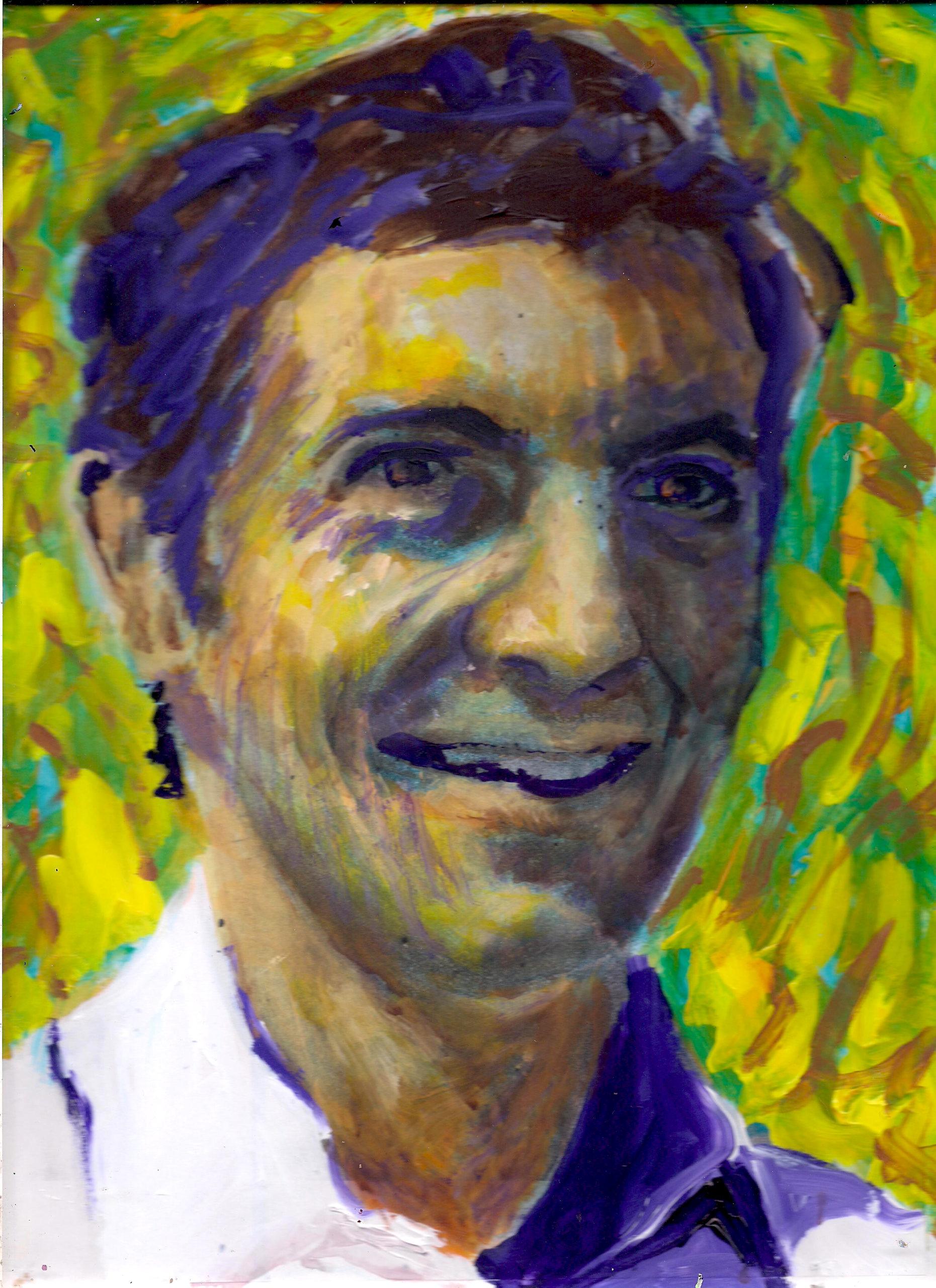 Miguel Andres del Valle