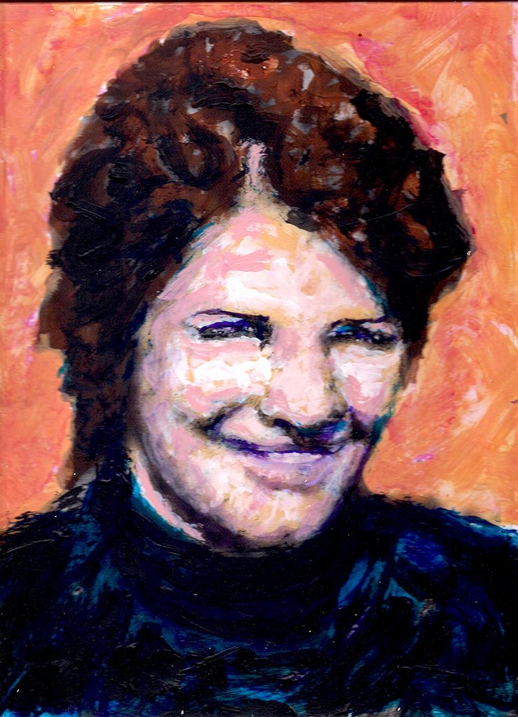 Alicia María D'Emilo