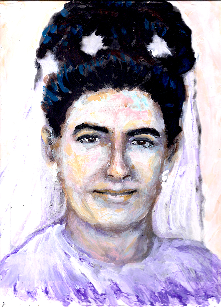 Isabel Membrive Valdivieso Charparin