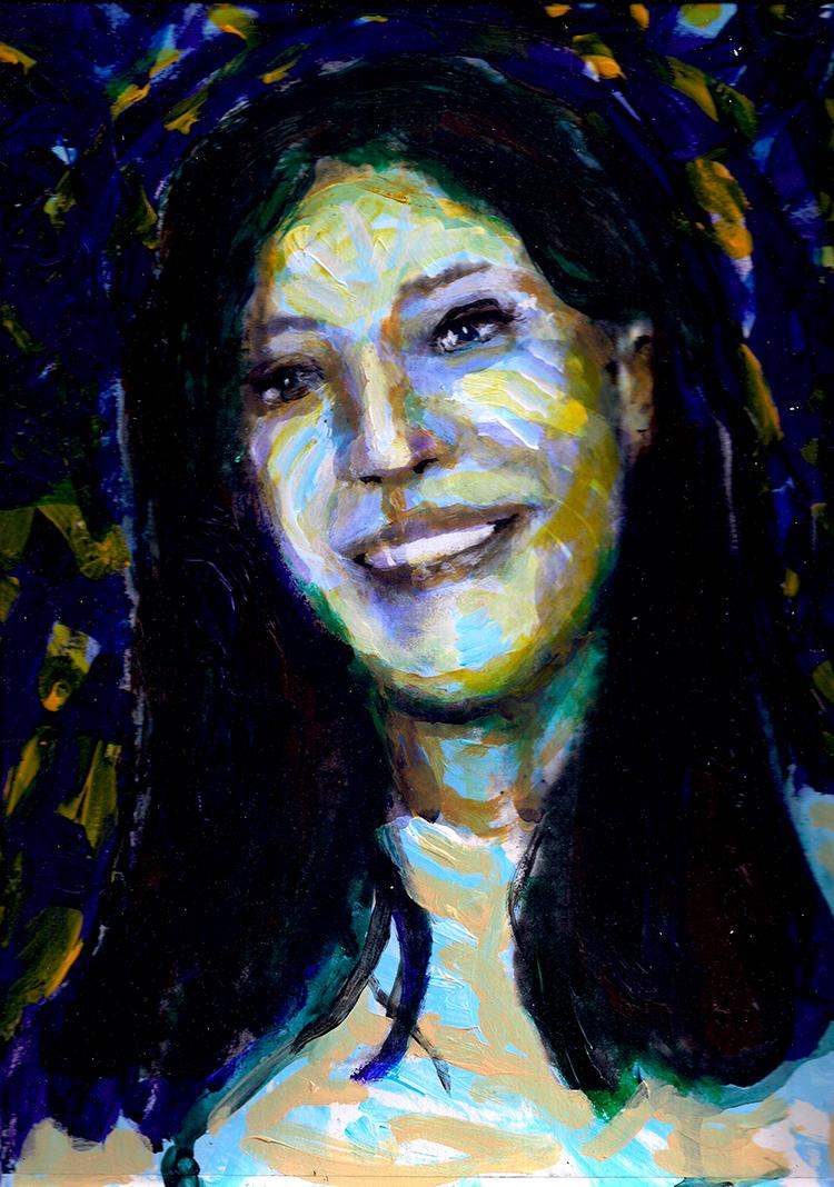 Lidia Alicia Zunino de Rossini